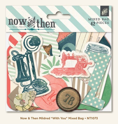 """Высечки Now and Then """"Mildered"""" My Mind's Eye"""