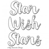 Нож для вырубки Stars & Wishes My Favorite Things