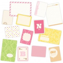 Карточки Project Life Mini Kit Baby - For Her