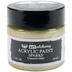 Акриловая краска Art Alchemy Sparks Unicorn's Hair Prima Marketing