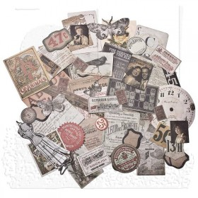 Набор высечек Ephemera pack THRIFT SHOP  Tim Holtz