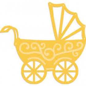Нож для вырубки Decorative Die Pram KaiserCraft