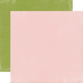 "Бумага 30х30см Lt Pink/Green ""Splendid Sunshine"" Echo Park"