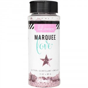 Глиттер Heidi Swapp Marquee Love Glitter - Light Pink