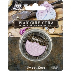 Воск Metallique Wax Prima Marketing - Sweet Rose