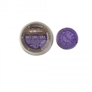 Воск Metallique Wax Prima Marketing - Electric Violet