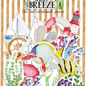 Высечки SEA BREEZE Fabrika Decoru